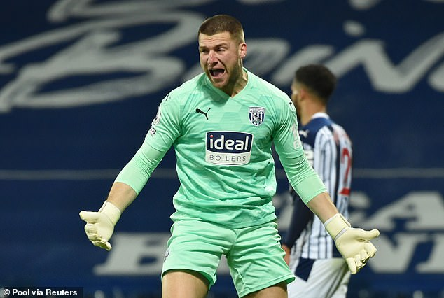 Manchester United and West Ham have both been linked with moves for Sam Johnstone