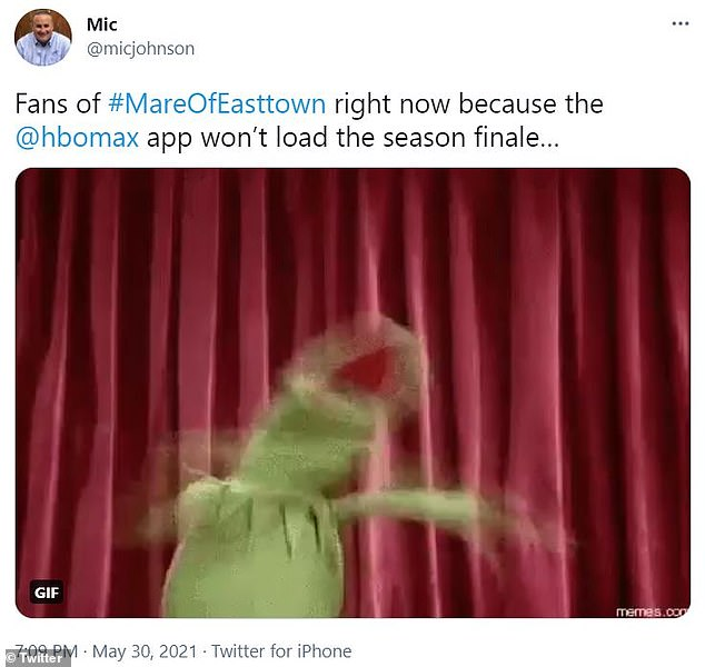 Freaking out: Kermit The Frog freaking out was used to compare how viewers were feeling