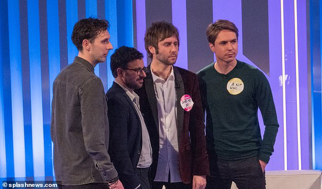 Happy new year! The Inbetweeners Fwends Reunited 10th anniversary show was slammed by devoted fans following its New Year's Day airing in 2019