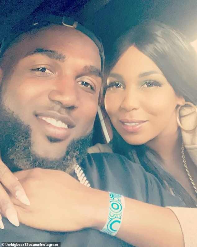 Ozuna and his wife, Genesis, were involved in a 2020 altercation that resulted in her arrest