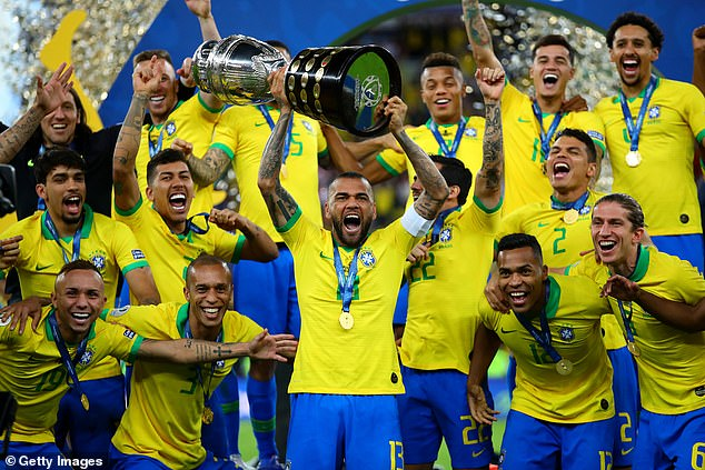 Brazil were named as the Copa America hosts less than two weeks before the showpiece starts
