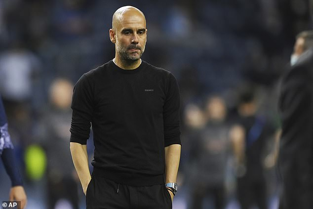 City boss Pep Guardiola is believed to be a fan of Ramos' leadership qualities