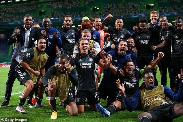 Lyon pulled off one of the big shocks in last season's Champions League by beating City 3-1