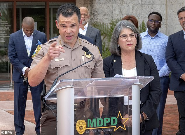 Miami-Dade Police Department Director Alfredo Ramirez III said the violence was getting out of control