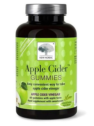 New Nordic Apple Cider Gummies