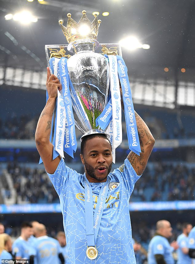Sterling could also be offered to Tottenham as City try to sign his England team-mate Kane