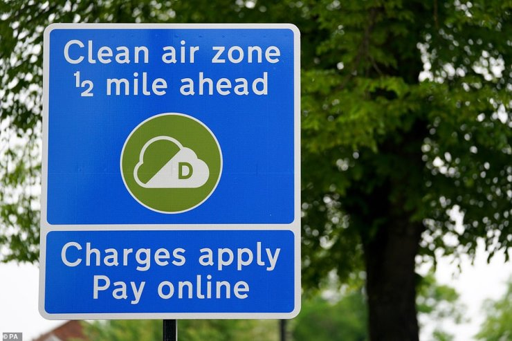 Birmingham's city council said the initiative is crucial to improving air quality and public health