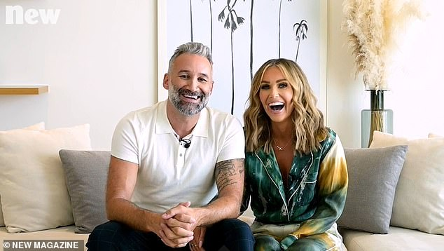 'This is it!'Laura Anderson and Dane Bowers have revealed they're already talking about marriage and babies