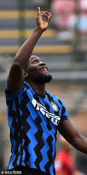 Romelu Lukaku could be returning to Chelsea