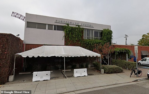 Crossroads School (pictured) has an impressive list of alumni includingLeonardo DiCaprio, Gwyneth Paltrow and Jack Black