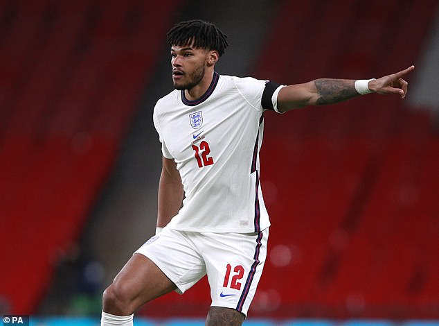 Some supporters weren't happy with Southgate's choice to include Tyrone Mings in the squad