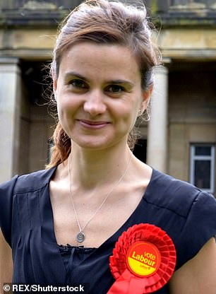 The constituency was once that of former Labour politician Jo Cox (pictured)