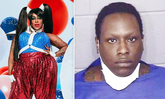 RuPaul's Drag Race contestant Widow Von'Du, 32, is arrested for domestic  violence