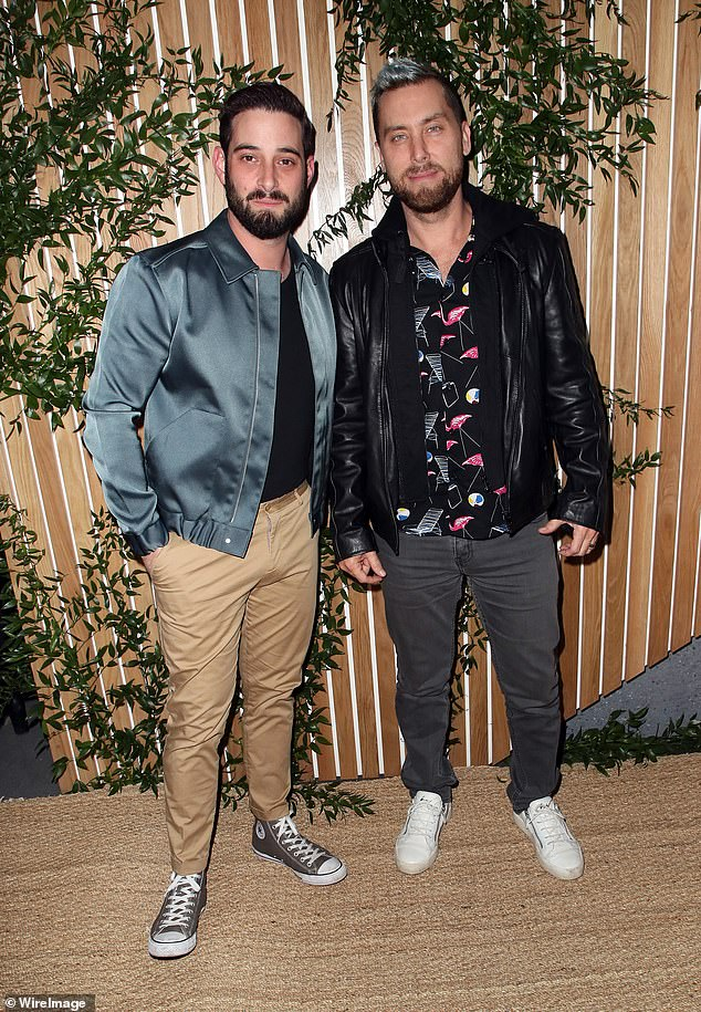 The former NSync singer and his husband are expecting a boy and a girl, due November 2021