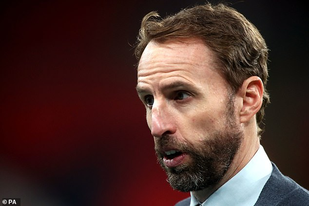 Southgate also stood his ground regarding Trent Alexander-Arnold on Tuesday afternoon
