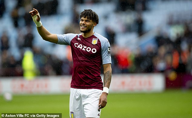Aston Villa's Tyrone Mings has been included in the squad and could start some of the games