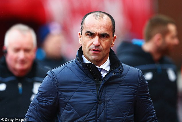 Roberto Martinez was the man in charge when Moshiri became owner - but it's never got better