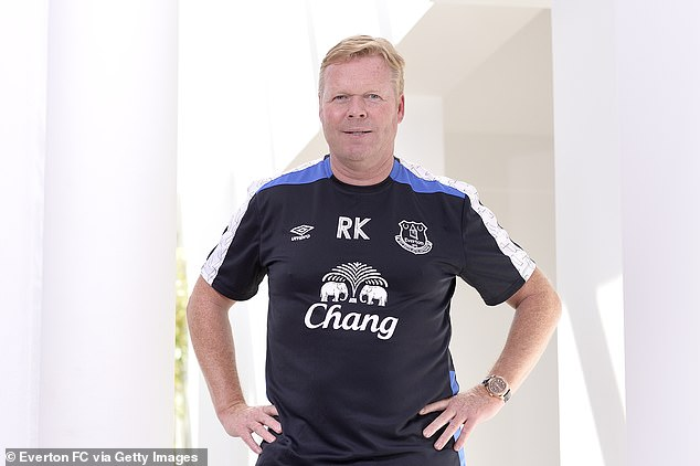 Ronald Koeman was the boss for two summers and invested big but the points didn't follow