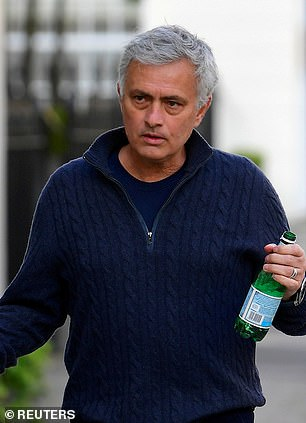 Mourinho was sacked in April