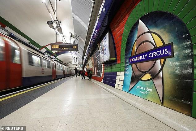 Transport for London owns a fifth of the country's advertising space