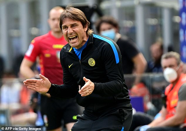 Antonio Conte is in advanced talks to become the new Tottenham boss, according to reports