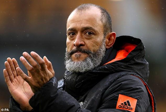 Everton have kicked off talks with Nuno Espirito Santo as they look to replace Carlo Ancelotti