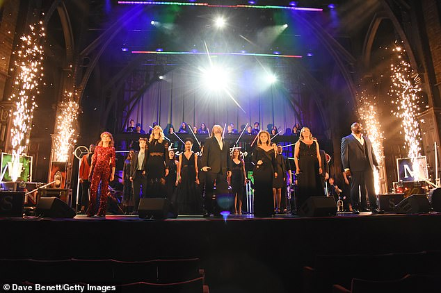 Special show:The Show Must Go On Live! has been put together by all the major West End musical shows and will run until Sunday June 6