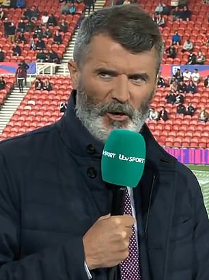 Roy Keane said on form Sancho and Foden should start
