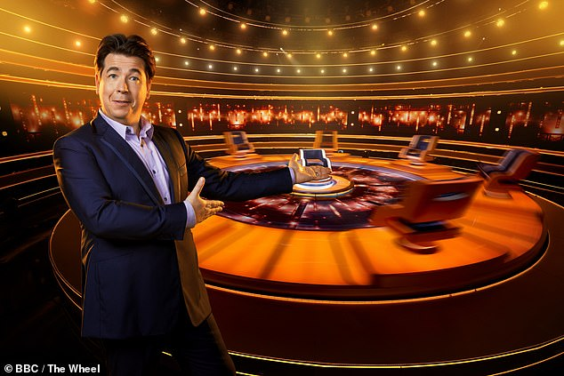 Game show: Hosted by comedian Michael, it follows seven celebrities, who try to help contestants win money by answering questions on an expert field