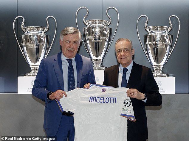 Carlo Ancelotti says he is prepared to give Gareth Bale a lifeline at Real Madrid this summer