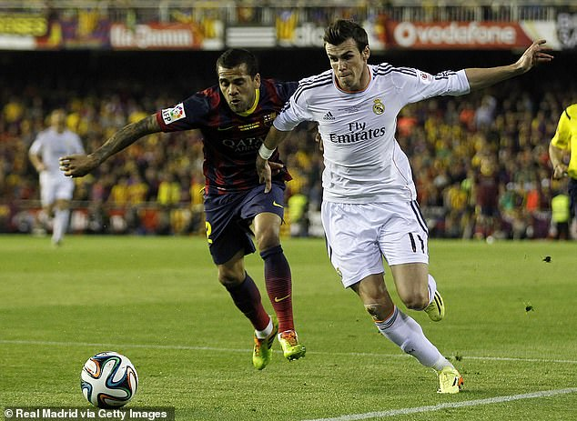 Bale played his best football under Ancelotti during his debut season with Madrid in 2013-14