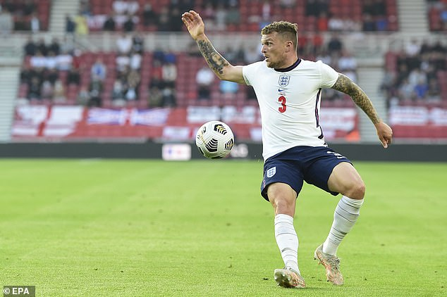 Kieran Trippier is a target for Manchester United after starring at Atletico Madrid this year