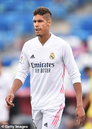 Raphael Varane could be a realistic target this summer