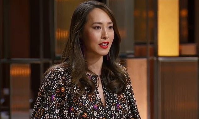 'You have my utmost respect': MasterChef judge Melissa Leong comforted crying contestant Therese Lum on the show on Wednesday, after her epic dessert fail