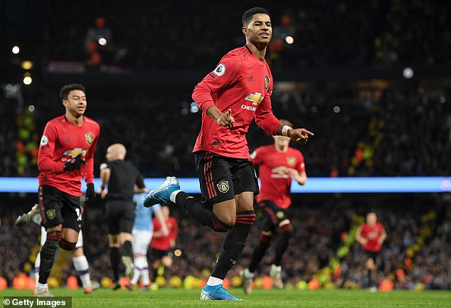 United ran out 2-1 winners to silence the Etihad crowd in a big win for Ole Gunnar Solskjaer