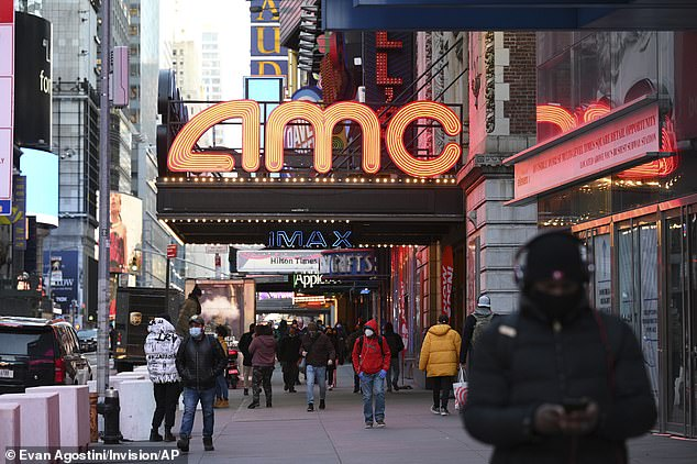 AMC, which operates the world's largest chain of movie theatres, on Tuesday issued 8.5 million shares to hedge fund Mudrick Capital Management. The hedge fund, which specializes in high-risk moves, then immediately sold the stock at a profit