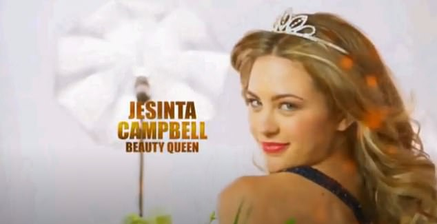 I did it first! Jesinta starred on the first season of the reality series back in 2011