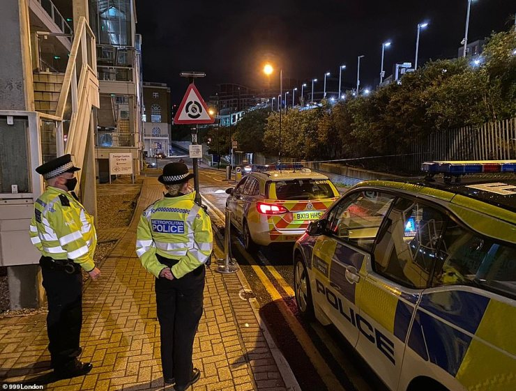 CHELSEA HARBOUR:And on May 5, a 15-year-old boy was rushed to hospital after being stabbed a number of times in one of London 's poshest areas, Chelsea harbour