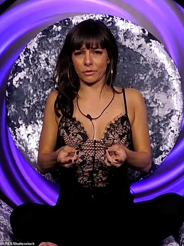 Drama:The former Emmerdale star relocated to the States in the wake of her hugely controversial stint on Celebrity Big Brother in 2018