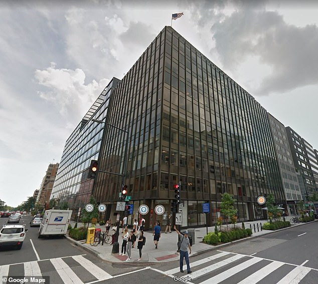 Blue Star Strategies was founded by Karen Tramontano and Sally Painter, two well connected Clinton administration alumni; it's Washington DC headquarters are above