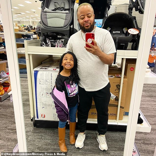 Surprise! He also has a seven-year-old daughter, Azaelia, who was conceived in 2014 when he temporarily stopped taking testosterone