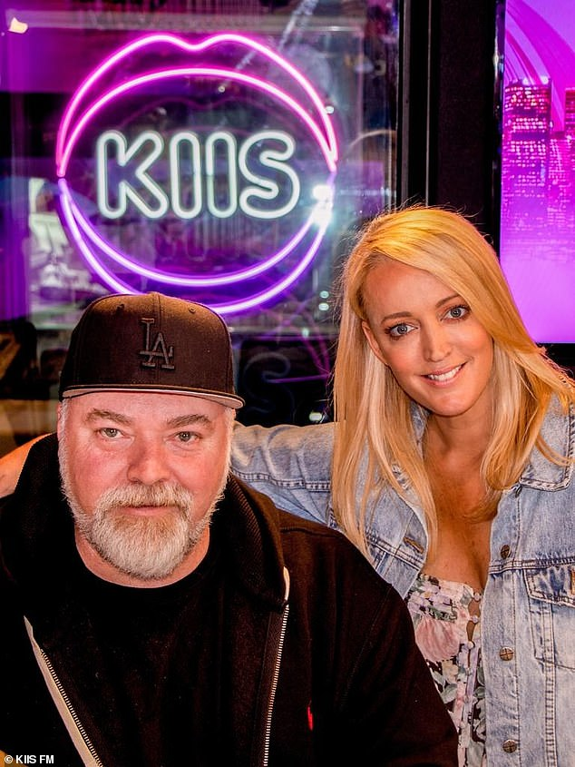 Success:The Kyle and Jackie O Show also has more listeners than any other breakfast radio show in Australia