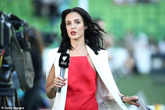 End of an era:SBS sports reporter Lucy Zelić announces her departure from the network