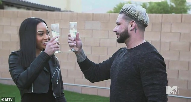 One year:They drank champagne together as Pauly said the coronavirus pandemic brought them closer together