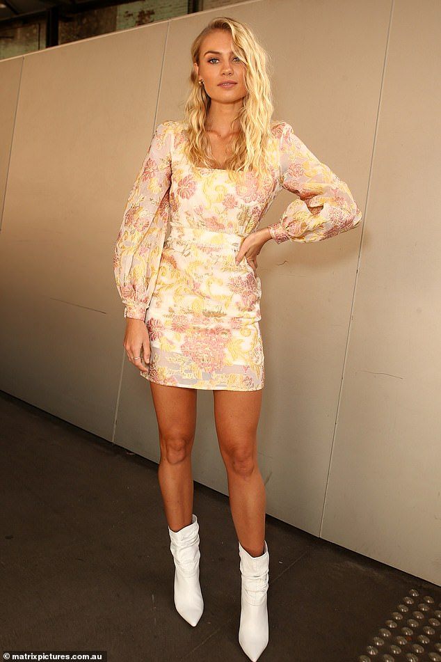 How time flies! This is the first time in years that Elyse hasn't attended Australian Fashion Week, but it looks like she's enjoying life at a slower pace. Pictured at the event in May 2019