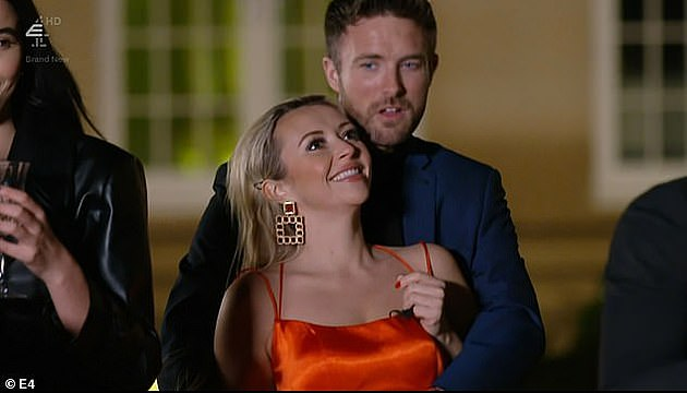 Former flames:Kimberly met Shane on Celebs Go Dating and went Instagram official with him in February, during the final episode of the series they declared their love for each other