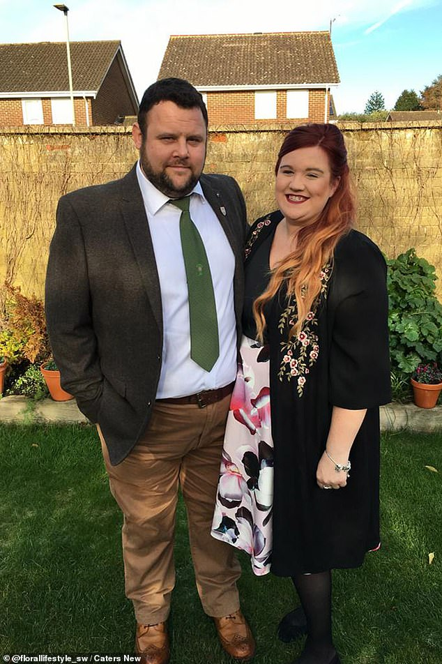 The pair would double-up on their fast food orders, snack on high-calorie treats at the cinema and if they were cooking at home would opt for processed foods such as oven chips and pizza