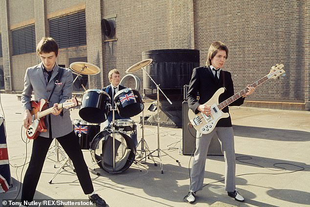 Music icon: Paulrose to fame as the lead singer of The Jam in the 1970s