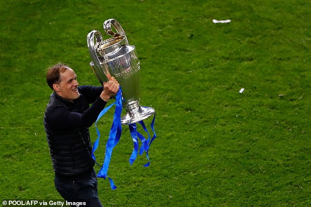 Champions League-winning coach Thomas Tuchel has signed a new deal at Chelsea until 2024
