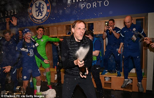 The German coach guided the Blues to the Champions League in his first half-season in charge